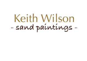 keith wilson sand paintings